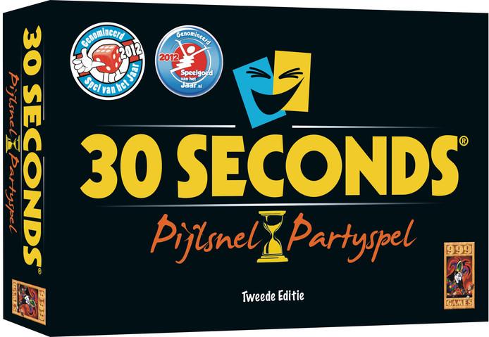 De redactie speelt 30 Seconds