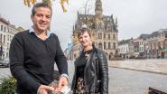 """Dagmar Beernaert en Mathieu Mas moeten overleven met 10 euro per dag: """"Wie durft met ons meedoen?"""""""