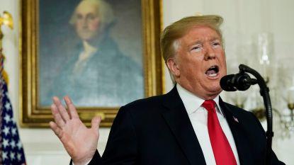 Trump wil een miljoen 'goede immigranten' extra beschermen in ruil voor 5 miljard euro voor de muur, Democraten sturen hem nu al wandelen