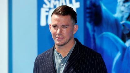 """Channing Tatum over zijn eerste animatiefilm: """"Ik kan niet geloven dat mensen me gaan horen zíngen"""""""