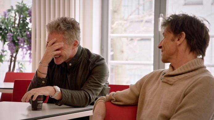 Christoff en Koen Wauters in 'The Best Of'