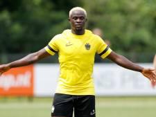 Hilary Gong wil na valse start ontluiken als sprintkanon van Vitesse: Twee jaar lang heeft alles tegen gezeten