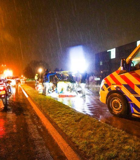 Vrouw ernstig gewond naar ziekenhuis gebracht na ongeval in Eindhoven