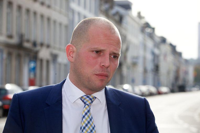 Staatssecretaris Theo Francken (N-VA). Beeld BELGA