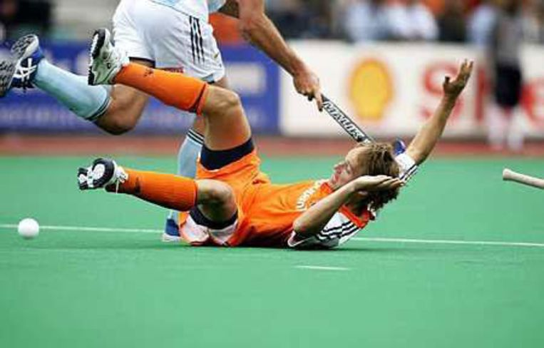 Floris Evers niet mee naar Olympische spelen. Foto ANP/OLAF KRAAK Beeld