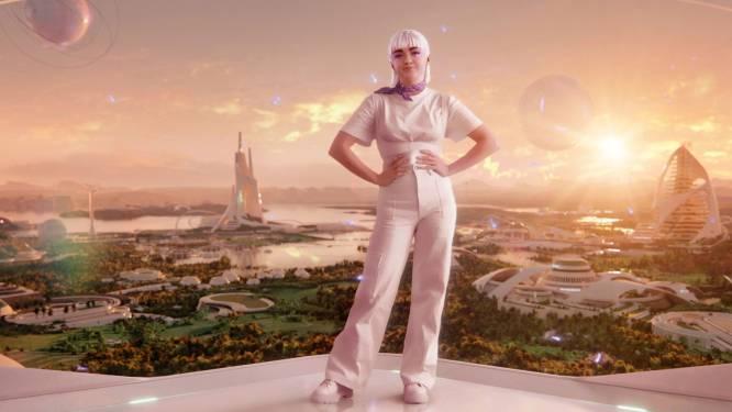 'Game of Thrones'-actrice Maisie Williams en H&M werken samen aan duurzamere mode, maar oogsten kritiek