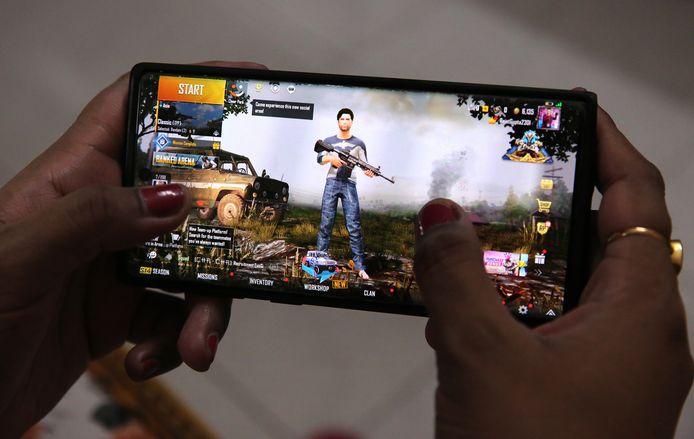 PUBG Mobile is meer dan een miljard keer gedownload. Het spel levert ontwikkelaar Tencent ongeveer 7 miljoen dollar per dag op.