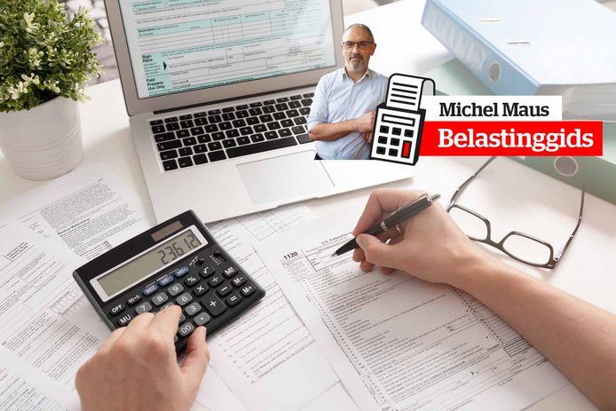 Belastingexpert Michel Maus.