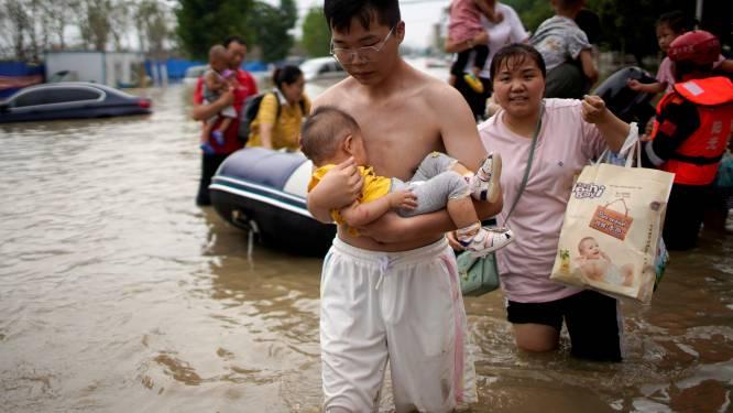 Hevig onweer in China eiste al 63 doden - tyfoon bereikt oostelijke kust