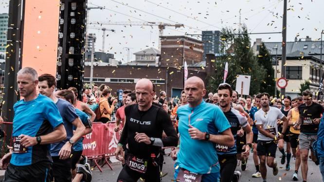 """Met 9.000 het donker in op eerste Antwerp Night Marathon: """"Begin van een lange stadstraditie"""""""