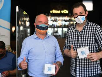 "Ook luchtkwaliteit is belangrijk bij heropening en dat beseft Leuvense horeca maar al te goed: ""500 CO2-meters gratis uitgedeeld aan uitbaters"""