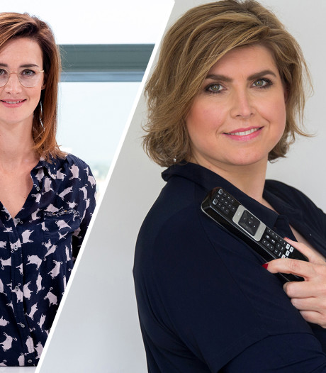 Angela de Jong vertelt over haar probleem met het K-woord op tv in De Ochtend Show to go