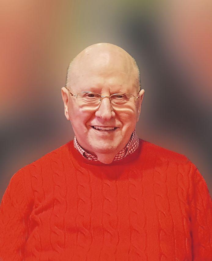 André Ollevier, de man van de eeuwige rode trui.