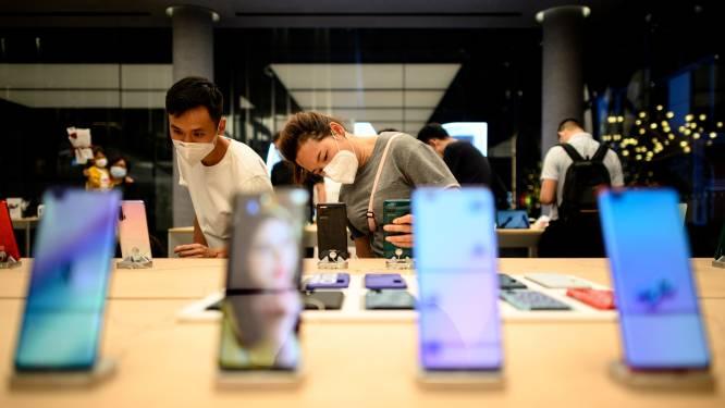 Fors meer smartphones verkocht in eerste kwartaal 2021