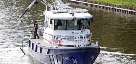 Lichaam aangetroffen in Twentekanaal bij Lochem