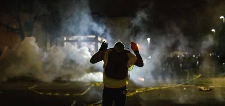Manifestations à Minneapolis après la mort d'un jeune noir dans une fusillade avec la police