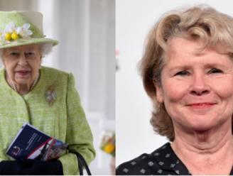 """'The Crown'-actrice vindt het eng om Queen Elizabeth te spelen: """"Ik hoop dat ze niet kijkt"""""""