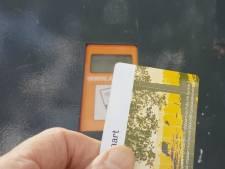 Gratis afval wegbrengen met ov-kaart van korte duur: 'IT-probleem eind van deze week opgelost'