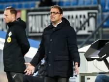 Petrovic stoort zich aan gunfactor voor concurrent: 'Emmen is geen kleine schattige club'