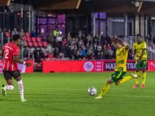 Samy Bourard blijft maar scoren sinds zijn terugkeer bij ADO Den Haag