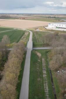 Niet alleen het viaduct verdwijnt; de Molenvlietsedijk ziet er straks heel anders uit