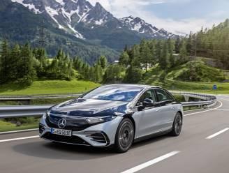 Beter dan Tesla, maar ook érg kostbaar: op pad met de Mercedes-Benz EQS