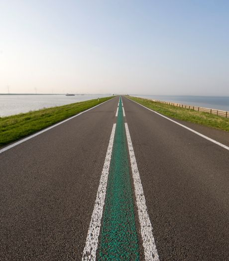 Staten mogen over een paar jaar kiezen: 80 of 100 kilometer per uur op de Oesterdam