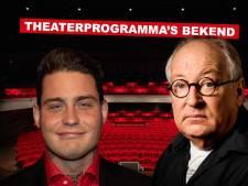 Van Youp van 't Hek tot Douwe Bob: deze grootheden treden komend theaterseizoen op in het Groene Hart