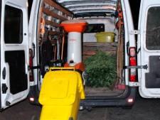 Water uit vloer en stopcontact leidt in Lelystad tot vondst wietplantage