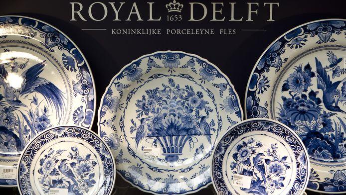 De Koninklijke Porceleyne Fles / Royal Delft. Foto ter illustratie.
