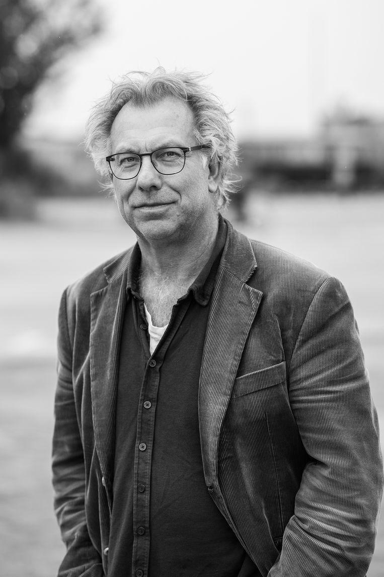 Ruurd Mulder is docent-onderzoeker aan de Hogeschool van Amsterdam en schrijver van Schandalen in de kunst, dat op 23 september verschijnt. Beeld Christa Romp
