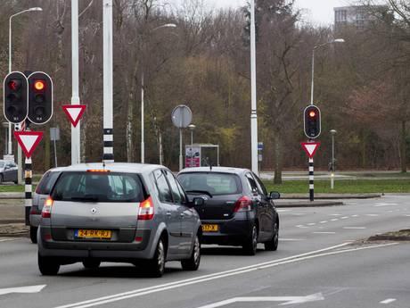 Een op de vijf borden langs rondweg Eindhoven is overbodig