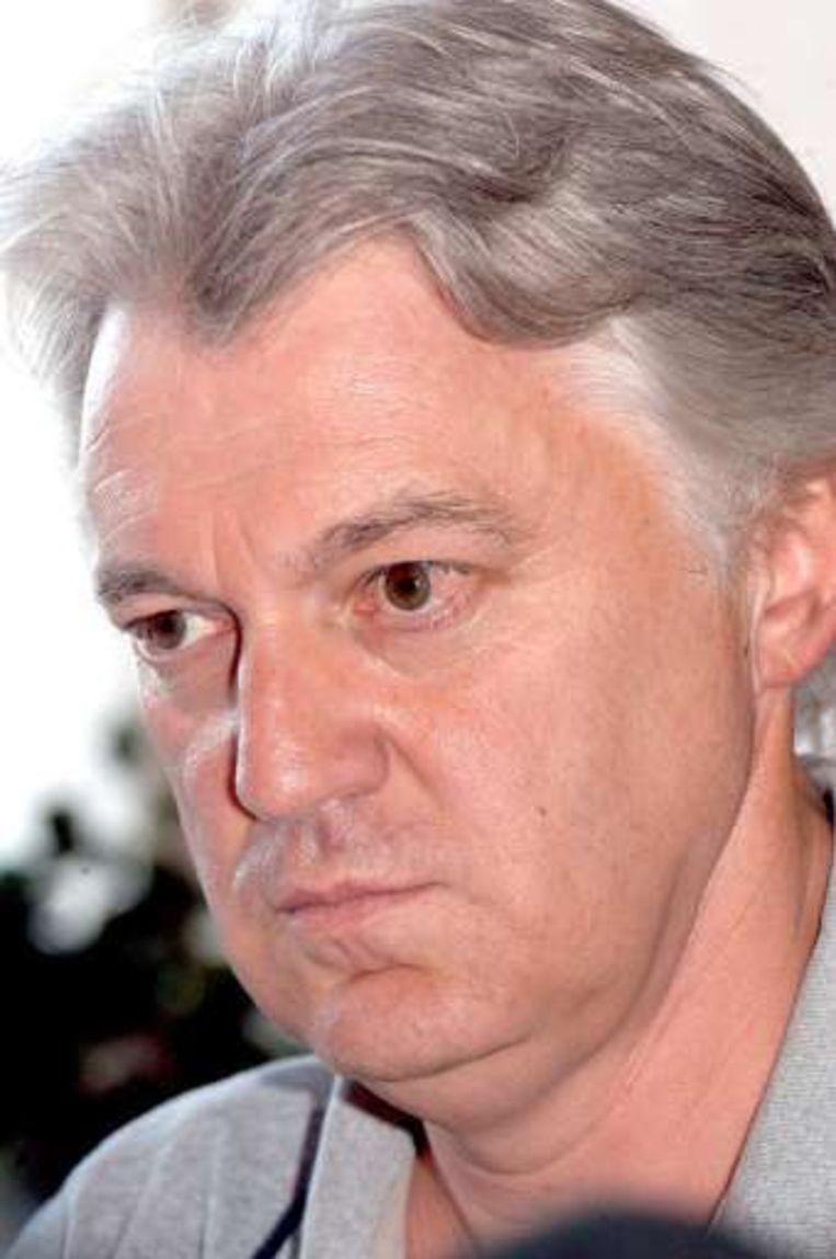 Bruno Van Grootenbrulle. Beeld UNKNOWN