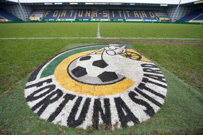 Het voetbalstadion van Fortuna Sittard.