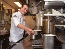 Vic Tosseram European Young Chef Award met 'Blote billetjes in het gras'