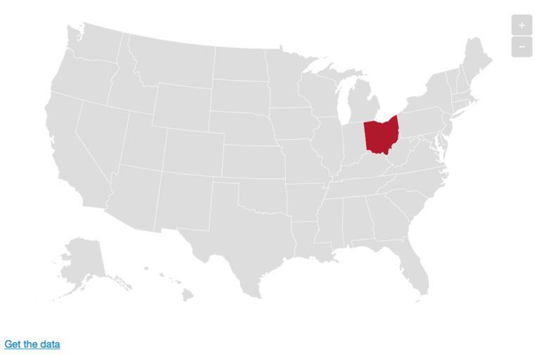 Ohio. Beeld De Morgen