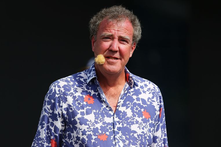 Jeremy Clarkson Beeld Getty Images
