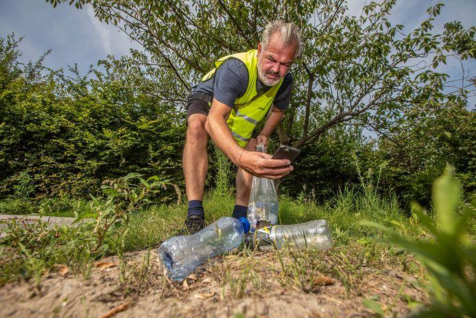 Rob van Holstein van Cleanup Team Westland.