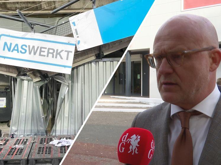 Directeur NEC: 'Ramp voorkomen, nu de oorzaak onderzoeken'
