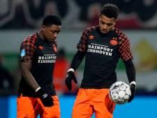 Lijdensweg PSV duurt voort met gelijkspel in Emmen