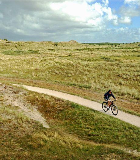 Ik hoorde een fietser zeggen dat op Vlieland nooit iets gebeurt. Is onzin, overal gebeurt voortdurend veel