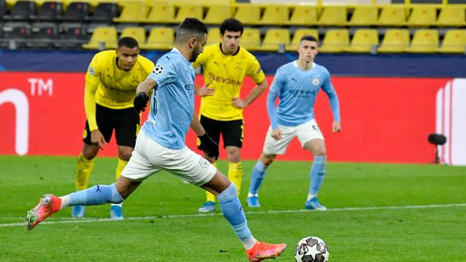 Bekijk hier de hoogtepunten uit Dortmund-Manchester City