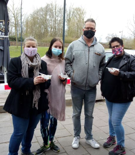 Culinaire wandeling door Waalwijk tijdens paasdagen bevalt, 'Misschien ook idee voor na de lockdown'