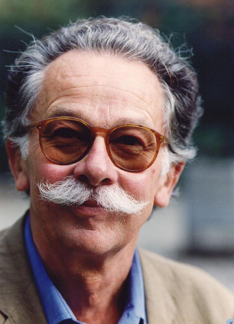 Dick Bruna in 1992. Beeld anp