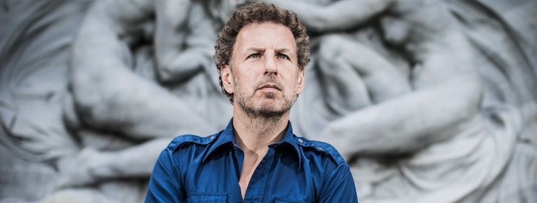 Choreograaf, danser en regisseur Wim Vandekeybus. Beeld Bob Van Mol