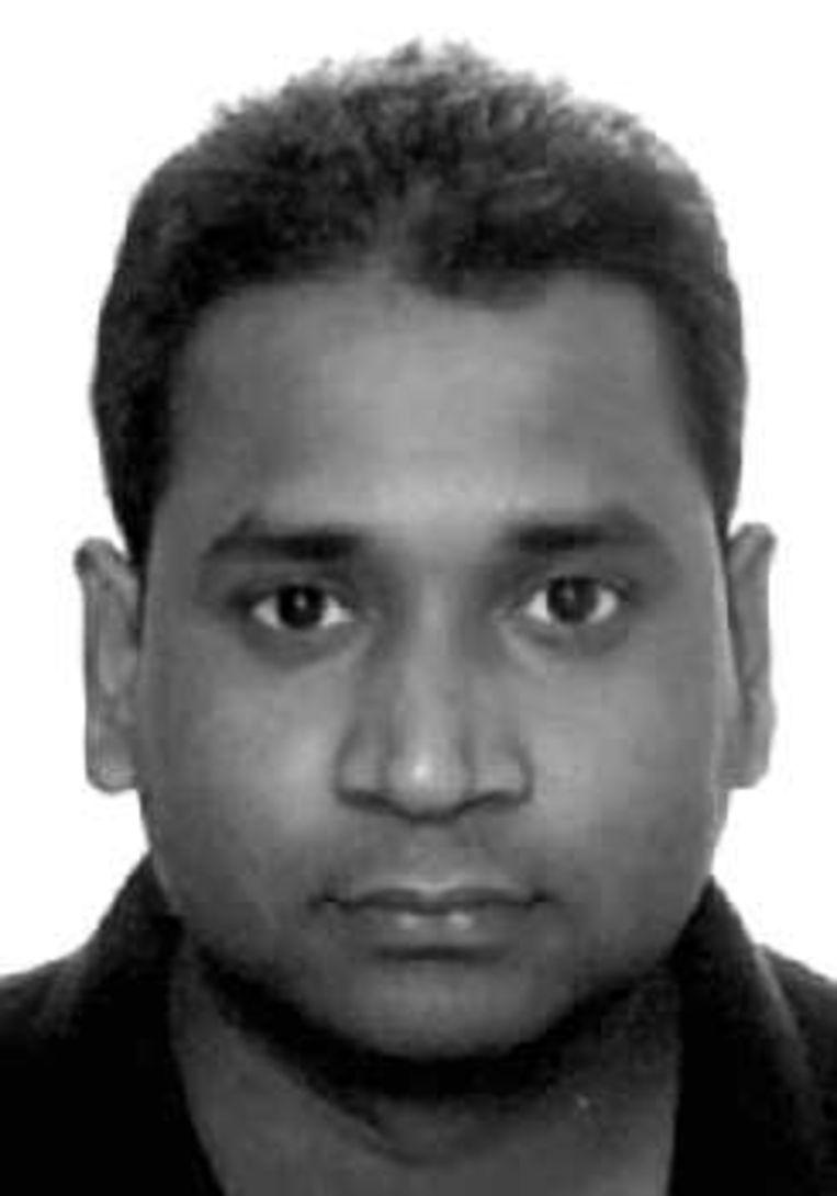 Viervoudig moordenaar  Alam Khorshed.