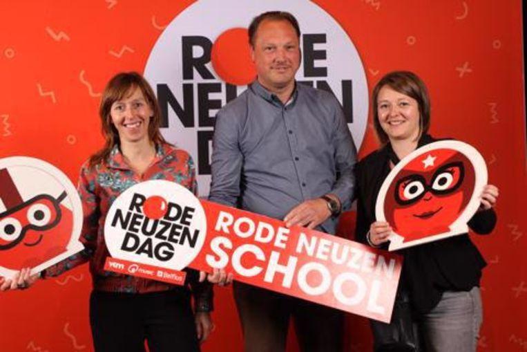 BS Bevegem registreerde zich al Rode Neuzen School.