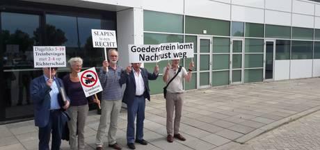 'Goederentreinen weren uit Den Bosch en Bommelerwaard'