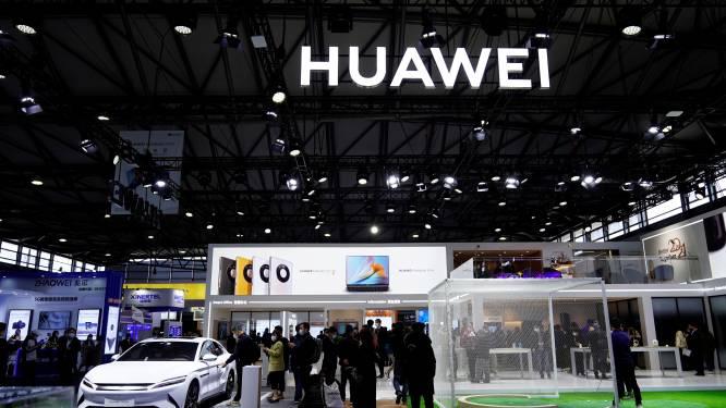 """""""Huawei wil eigen elektrische auto op de markt zetten"""""""