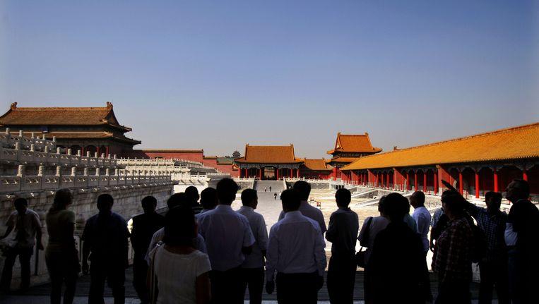 Het paleis van de Qing-dynastie in Beijing Beeld ANP